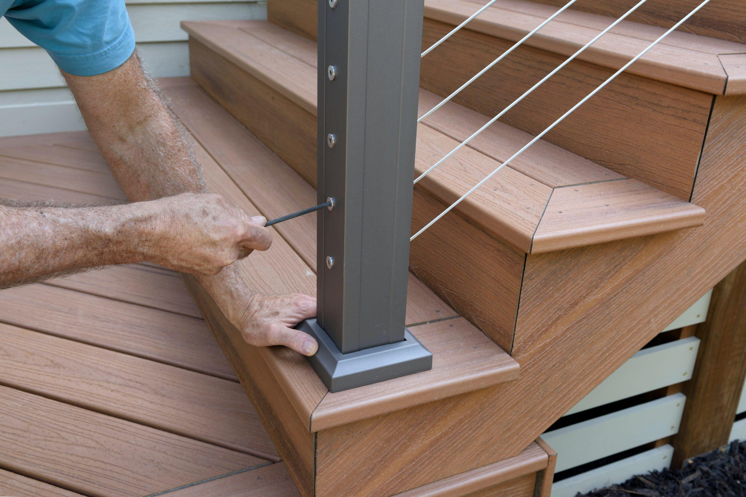 Olathe Deck Composite Deck Builder