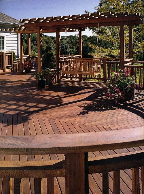 Olathe Deck Contractor